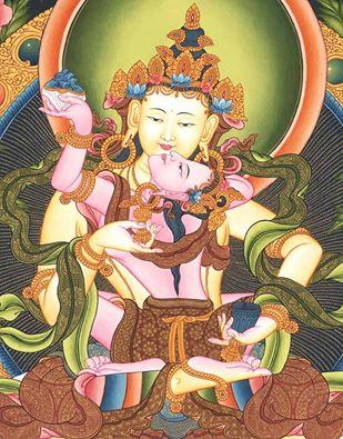 Nhìn vợ, người yêu như nữ Phật