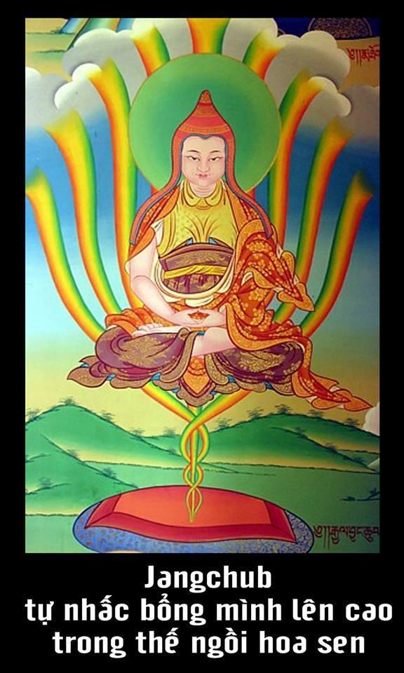 Zangthalpa - P24: Yeshe Tsogyal - Đức Mẹ Vĩ Đại Luôn Hành Động Vì Lợi Ích Chúng Sinh 27