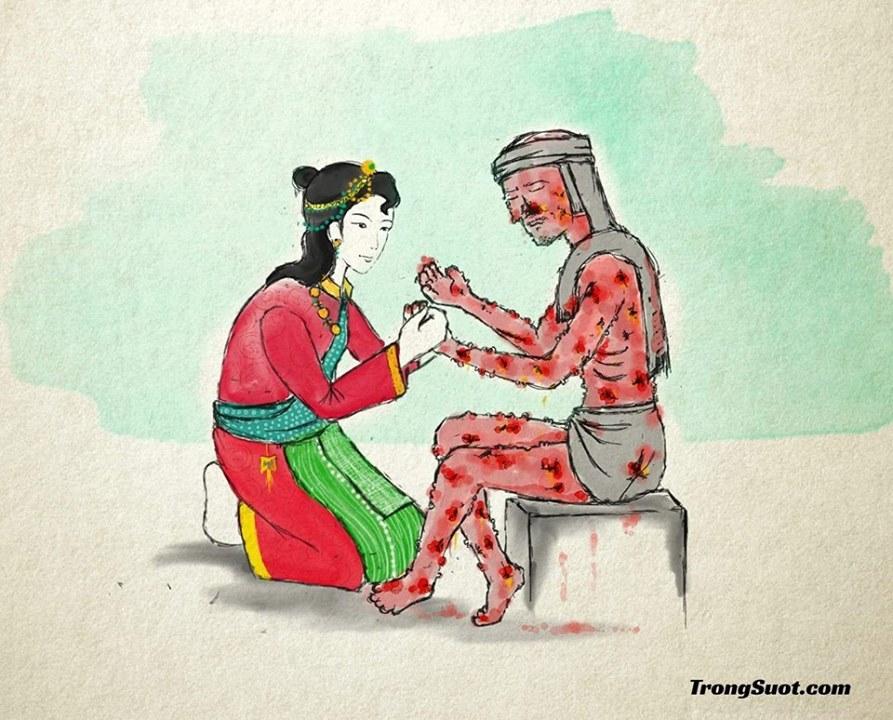 Zangthalpa - P24: Yeshe Tsogyal - Đức Mẹ Vĩ Đại Luôn Hành Động Vì Lợi Ích Chúng Sinh 18