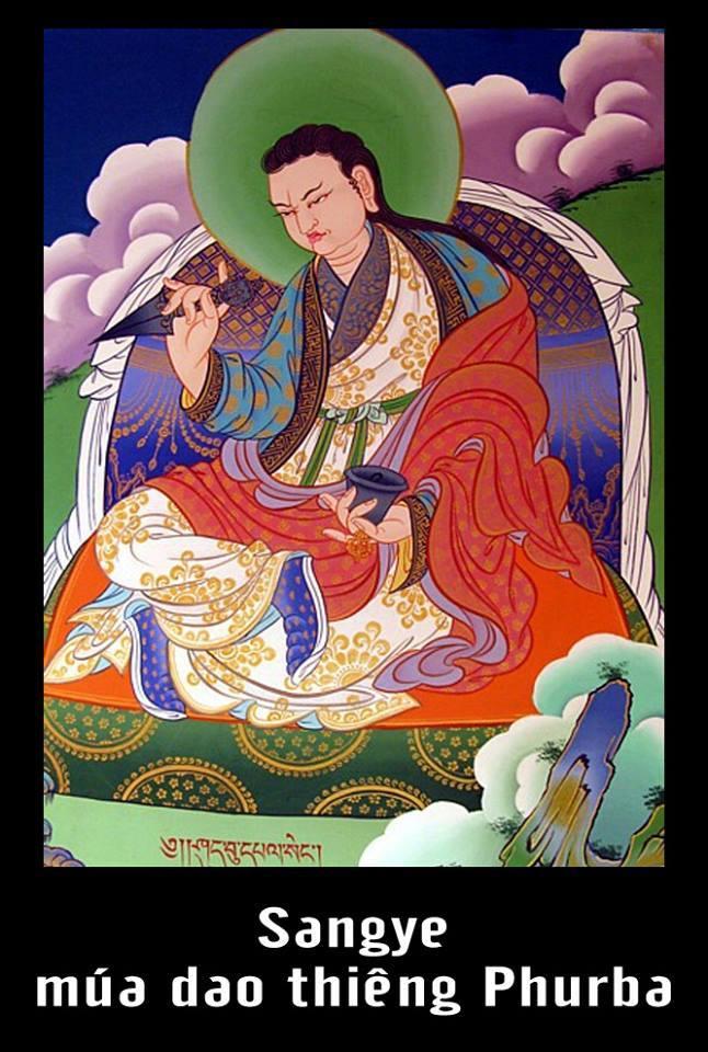 Zangthalpa - P24: Yeshe Tsogyal - Đức Mẹ Vĩ Đại Luôn Hành Động Vì Lợi Ích Chúng Sinh 20