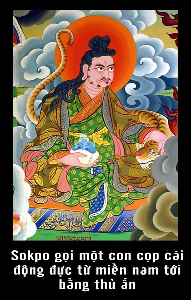 Zangthalpa - P24: Yeshe Tsogyal - Đức Mẹ Vĩ Đại Luôn Hành Động Vì Lợi Ích Chúng Sinh 25