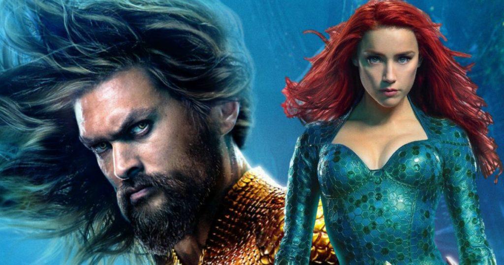 Aquaman và công chúa Mera – cùng chiến đấu cho sự hoà bình của mặt đất và biển khơi.