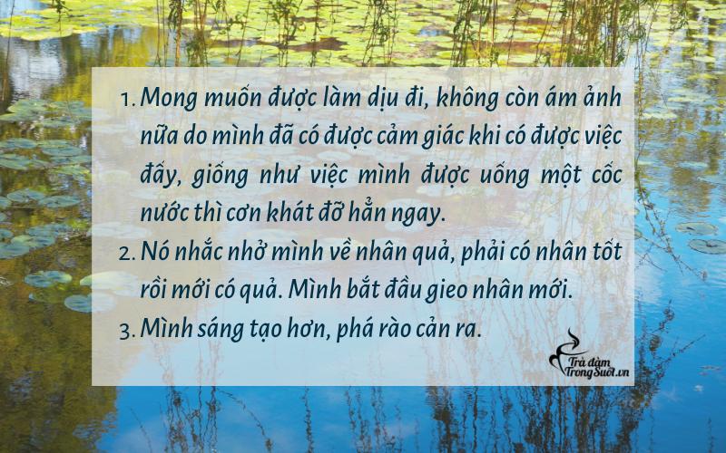 Tham lam -  Nguồn gốc yêu thương và sáng tạo 30