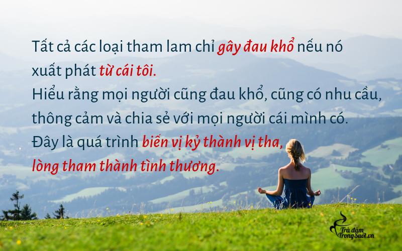 Tham lam -  Nguồn gốc yêu thương và sáng tạo 31