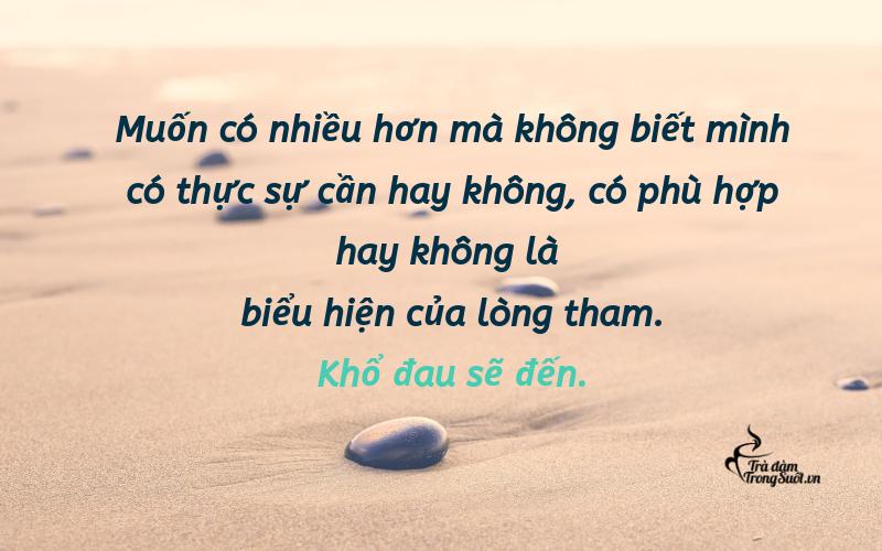 Tham lam -  Nguồn gốc yêu thương và sáng tạo 19